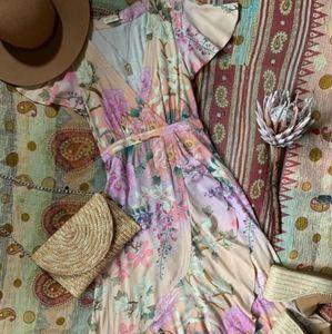 Xl Spell Lily dress